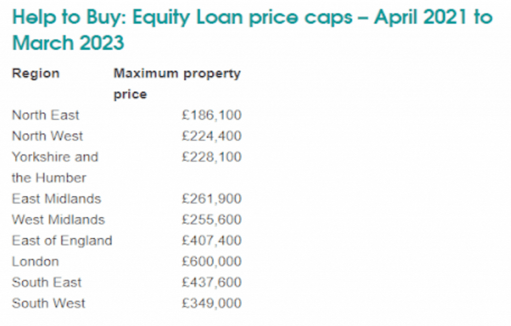 What is the new Help to Buy scheme and who is it for?