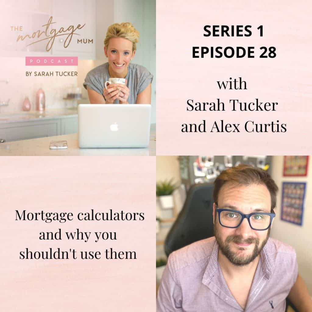Mortgage calculators and why  you shouldn't use them with Alex Curtis